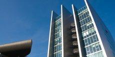 Le bâtiment de Grenoble Ecole de Management (GEM)