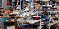 L'accélération est plus marquée dans le secteur manufacturier (indice PMI à 53,3) mais touche également celui des services (indice PMI à 53,1). (Photo : Reuters)