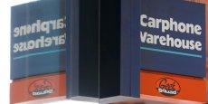 La nouvelle entité dénommée Dixons Carphone serait détenue à 50% par chacune des deux entreprises. (Photo Reuters)