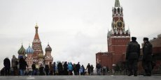 Avec des sorties de capitaux de 150 milliards de dollars, la croissance devient négative, a déclaré le ministre de l'Economie russe.