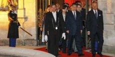 La France dispose d'un siège permanent au Conseil de sécurité de l'ONU. Or les relations de la Chine avec les États-Unis sont complexes, et son allié russe a mauvaise image. La France fait donc office d'ami fréquentable, d'autant plus utile qu'il peut servir ses intérêts en Afrique. (Photo : Reuters)