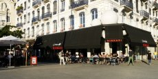La façade du Ninkasi Guillotière, dans le 3ème arrondissement de Lyon