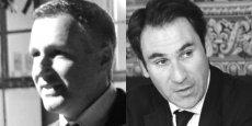 Stéphane J Grand et Yannick Mireur