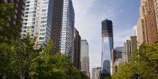 C'est au sein du nouveau quartier construit sur les décombres du World Trade Center que le French Market Place ouvrira ses portes en 2015... | Reuters