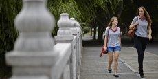 Ces étudiants du campus Asie de l'EM Lyon se forment au plus près aux spécificités économiques de la Chine