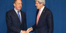 Sergueï Lavrov, le chef de la diplomatie russe, rencontre ce dimanche le secrétaire d'Etat américain John Kerry à Paris.