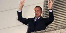 Recep Tayyip Erdogan, grand vainqueur des dernières élections. / DR