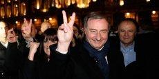 Jean-Luc Moudenc, nouveau maire de Toulouse © Rémi Benoit