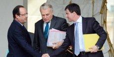 Jean-Marc Ayrault et Manuel Valls doivent rencontrer individuellement le chef de l'Etat ce lundi.