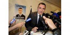 Stéphane Ravier (FN) emporte le 7e secteur de Marseille. il s'assure 20 sièges au sein du Conseil municipal. © Pennant