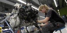 Les vieux pays industriels représentent moins de la moitié de la production mondiale