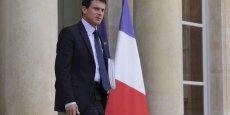Manuel Valls devrait être à la tête d'un gouvernement resserré.
