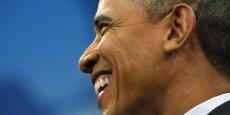 Le président américain peut avoir le sourire après la clôture des inscriptions pour l'Obamacare qui comptabilise 7 millions de souscripteurs.