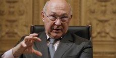 Michel Sapin, le ministre des Finances, juge que l'objectif de 1% de croissance en 2014, ce n'est pas suffisant