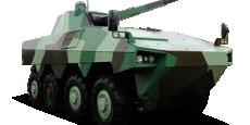 Le groupe français souhaite équiper le véhicule blindé russe Atom d'un moteur diesel de plus de 600 chevaux
