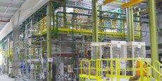 Le nouvel atelier de Bayer emploie une quarantaine de personnes