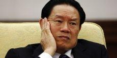 L'ancien chef de la police politique Zhou Yongkang a été mis en examen ce week-end après avoir été placé en résidence surveillée depuis l'an dernier. Reuters