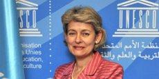 Irina Bokova, directrice générale de l'Unesco © Unesco / Michel Ravassard