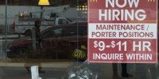 L'autre bonne nouvelle, c'est le taux de participation, qui mesure la proportion d'Américains en âge de travailler effectivement employés ou à la recherche d'un emploi. Il a atteint un plus haut de six mois à 63,2% contre 63% le mois précédent. (Photo : Reuters)
