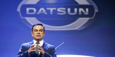Carlos Ghosn, patron de Nissan et Renault