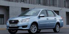 La Datsun On-Do pour le marché russe sera produite chez Avtovaz (Lada)