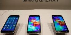 Le sud-coréen indique que sur la foi de la réception par le marché du S5, les ventes du Galaxy S5 devraient dépasser celles du Galaxy S4. (Photo : Reuters)