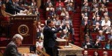 Les députés ont voté mardi la confiance à leur Premier ministre par 306 voix contre 239. (Photo : Reuters)