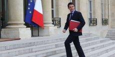 Manuel Valls. / Reuters