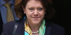 Maria Miller, ministre de la Culture de David Cameron lui a présenté sa démission ce matin. Reuters