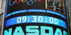 Google a décidé de divisé par deux le cours de son action le ramenant sous la barre des 600 dollars