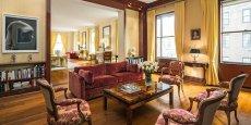 Les charges mensuelles pour cet appartement de 18 pièces situé sur Park Avenue s'élèvent à 24.000 euros. French Morning