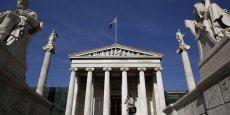 La Grèce n'est pas sortie de la crise