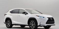 Le nouveau SUV compact hybride de Lexus arrive à la rentrée