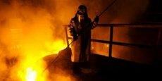 La métallurgie pâtit d'un chiffre d'affaires et d'une profitabilité en recul persistant, estime Coface. (Photo : Reuters)
