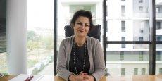 Catherine de Kersauson, présidente de la Chambre régionale des comptes Auvergne Rhône-Alpes ©Laurent Cerino/Acteurs de l'économie