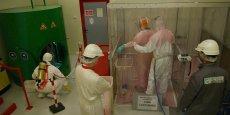 L'ISTP-IRUP dispose désormais de sept ateliers équipés dont un chantier-école nucléaire destiné à la formation des élèves à la radioprotection.