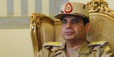 L'ex-chef de l'armée dirige de facto l'Egypte depuis qu'il a destitué l'islamiste Mohamed Morsi en juillet 2013. /Reuters