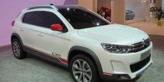 Ce petit SUV chinois de Citroën fera double emploi avec le C4 Cactus européen.