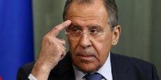 La Russie réagira calmement, de façon adéquate, mais surtout en (se) basant sur la nécessité de protéger (ses) intérêts face aux sanctions européennes, a déclaré le chef de la diplomatie russe.