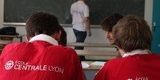 L'école centrale de Lyon est l'un des établissements fondateurs de la Communauté d'Universités et établissements de Lyon Saint-Etienne
