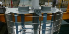 Photo : HydroQuest - Hydrolienne fluviale