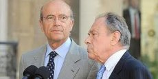 Pour Alain Juppé et Michel Rocard, les deux co-présidents du comité de surveillance du Programme d'investissement d'avenir (PIA), l'aventure du Grand emprunt se termine