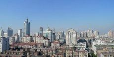 En septembre 2013, la ville de Wuxi a accueilli la 4e Exposition internationale chinoise de l'Internet des objets. / Wikipédia