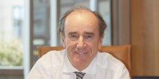 Hervé Le Bouc, président directeur général de Colas. DR