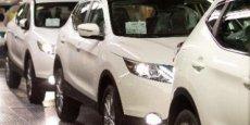 L'usine Nissan de Sunderland fabrique le nouveau Qashqai II