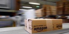 Le chiffre d'affaires d'Amazon a augmenté de 23% en trois mois, mais son résultat d'exploitation reste dans le rouge.