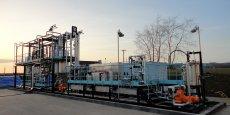 Innoveox propose des unités de traitement des déchets toxiques de petite taille