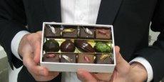 Cédric Auriol, fondateur de Micronutris, fabricant toulousain de biscuits et chocolats à base de poudre d'insectes. / DR
