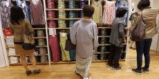 Après avoir baissé pendant des années, au Japon les prix au détail augmentent déjà de 1,3% d'une année sur l'autre depuis quelques mois. (Photo : Reuters)