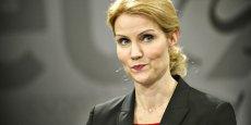 La Première ministre danoise, Helle Thorning-Schmidt, candidate à la présidence de la Commission. Ses atouts : être une femme, sociale-démocrate, appréciée des Européens du Nord. / Reuters